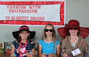 SHARE fashion show