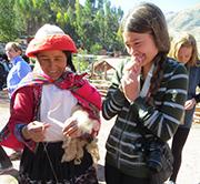 Girl Scouts in Peru