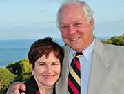 Patti Roscoe and Jim Tiffany