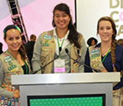 Girl Scout Convention