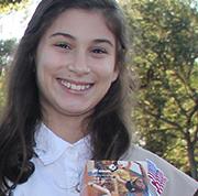 Girl Scout Renee
